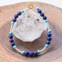 Lapis-Lazuli & Turquoise